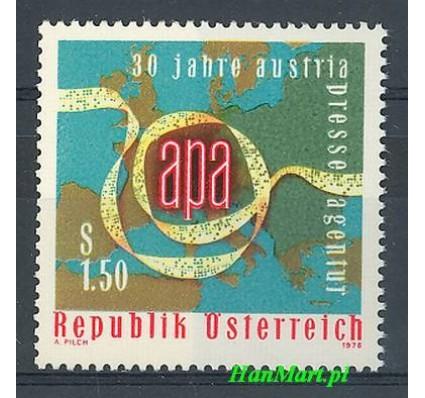 Znaczek Austria 1976 Mi 1533 Czyste **