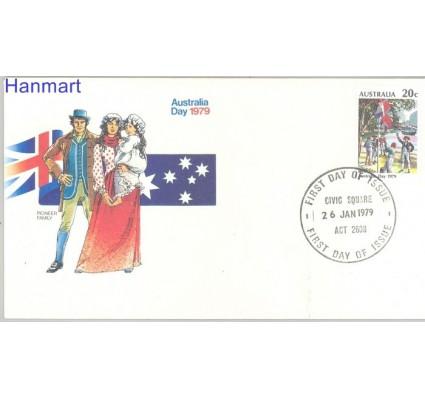 Znaczek Australia 1979 Mi 667 FDC