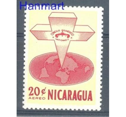 Znaczek Nikaragua 1963 Mi 1332 Czyste **