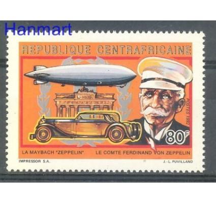Znaczek Republika Środkowoafrykańska 1992 Mi 1461 Czyste **