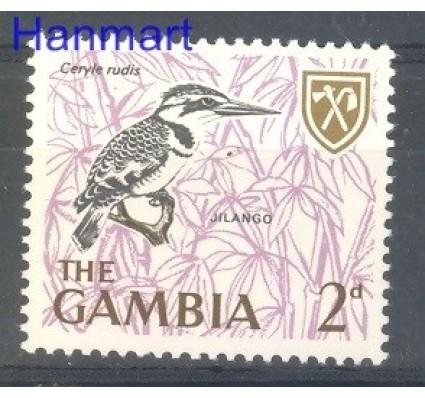 Znaczek Gambia 1966 Mi 213 Czyste **