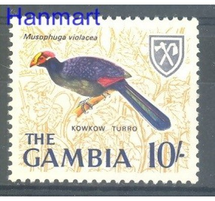 Znaczek Gambia 1966 Mi 221 Czyste **