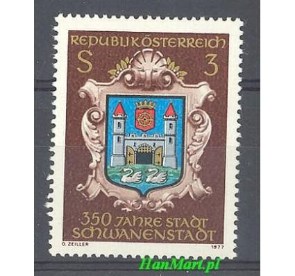 Znaczek Austria 1977 Mi 1552 Czyste **