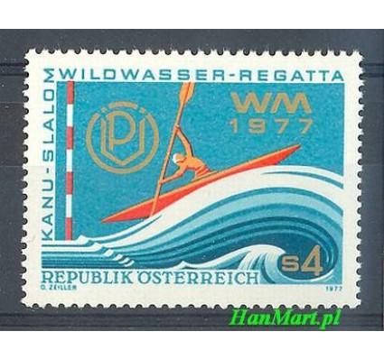Znaczek Austria 1977 Mi 1555 Czyste **