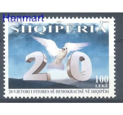 Znaczek Albania 2012 Mi 3391 Czyste **
