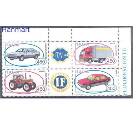 Znaczek Włochy 1984 Mi 1872-1875 Czyste **