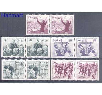 Znaczek Szwecja 1978 Mi 1016-1020 Czyste **