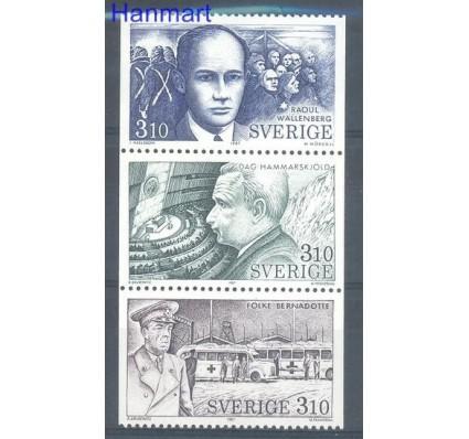 Znaczek Szwecja 1987 Mi 1443-1445 Czyste **