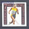 Szwecja 1995 Mi 1898 Czyste **