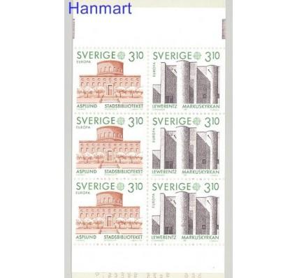 Znaczek Szwecja 1987 Mi mh 120 Czyste **