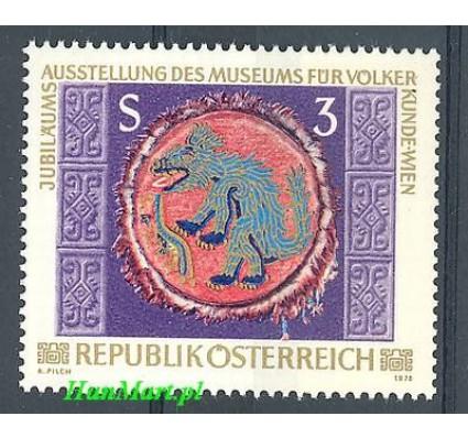 Znaczek Austria 1978 Mi 1570 Czyste **