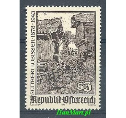 Znaczek Austria 1978 Mi 1571 Czyste **