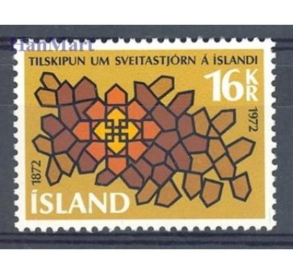 Znaczek Islandia 1972 Mi 463 Czyste **
