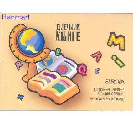 Znaczek Republika Serbska 2010 Mi mh 13 Czyste **