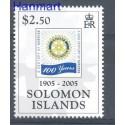 Wyspy Salomona 2005 Mi 1270 Czyste **
