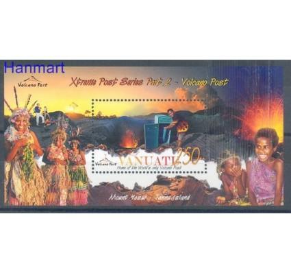 Znaczek Vanuatu 2005 Mi bl 53 Czyste **