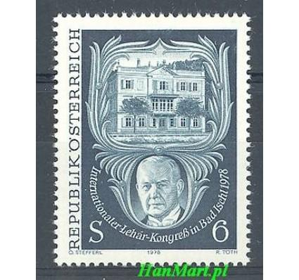 Znaczek Austria 1978 Mi 1578 Czyste **