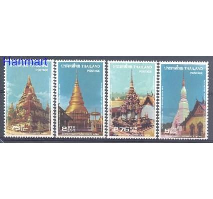 Znaczek Tajlandia 1978 Mi 887-890 Czyste **