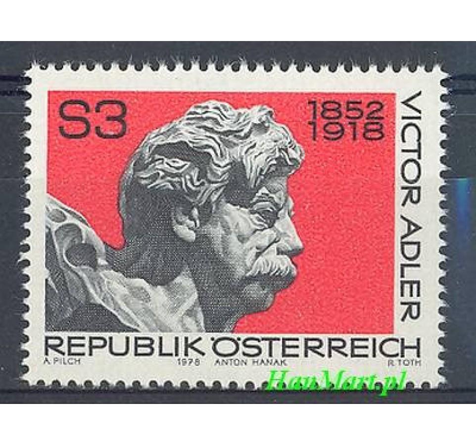 Austria 1978 Mi 1589 Czyste **