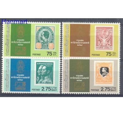 Znaczek Tajlandia 1981 Mi 976-979 Czyste **