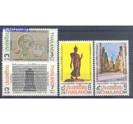 Znaczek Tajlandia 1983 Mi 1061-1064 Czyste **