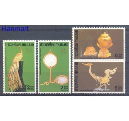 Znaczek Tajlandia 1987 Mi 1199-1202 Czyste **