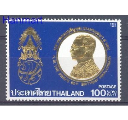Znaczek Tajlandia 1987 Mi 1221 Czyste **