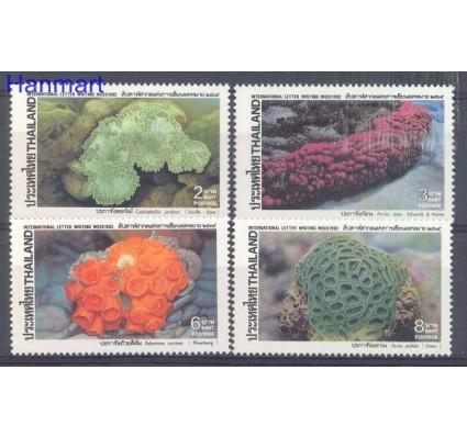 Znaczek Tajlandia 1992 Mi 1530-1533 Czyste **