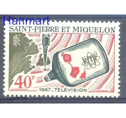 Znaczek Saint-Pierre i Miquelon 1967 Mi 422 Czyste **