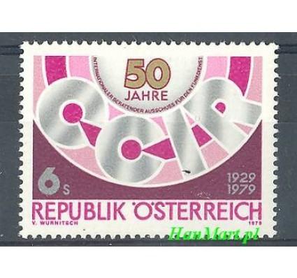 Znaczek Austria 1979 Mi 1598 Czyste **