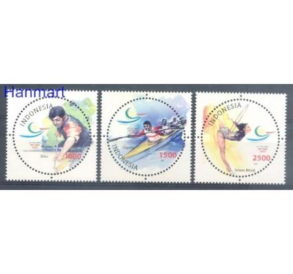Znaczek Indonezja 2003 Mi 2244-2246 Czyste **