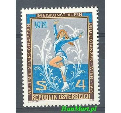 Znaczek Austria 1979 Mi 1600 Czyste **