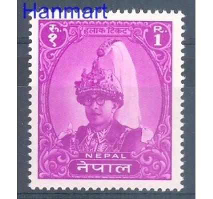 Znaczek Nepal 1966 Mi 201 Czyste **