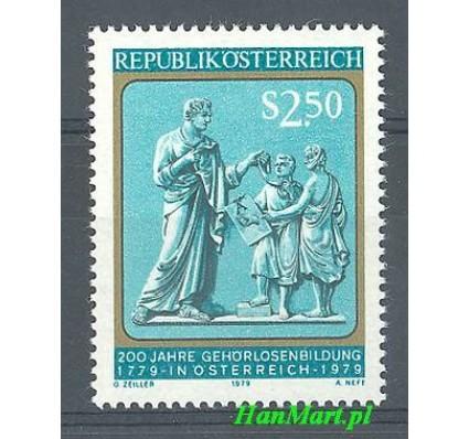 Znaczek Austria 1979 Mi 1606 Czyste **