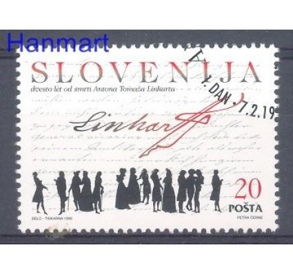 Znaczek Słowenia 1995 Mi 104 Stemplowane