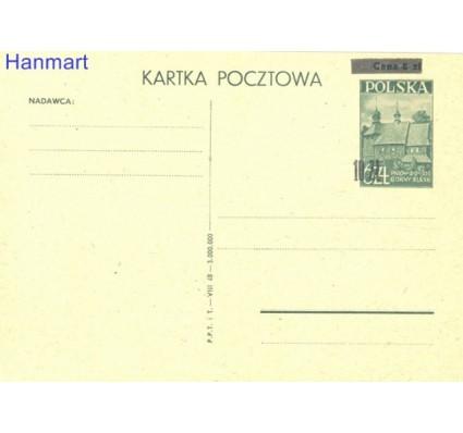 Znaczek Polska 1948 Fi Cp 117Nd7 Całostka pocztowa