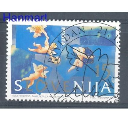 Znaczek Słowenia 1997 Mi 176 Stemplowane