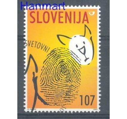 Znaczek Słowenia 2001 Mi 368 Stemplowane