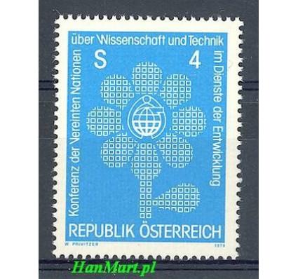 Znaczek Austria 1979 Mi 1616 Czyste **