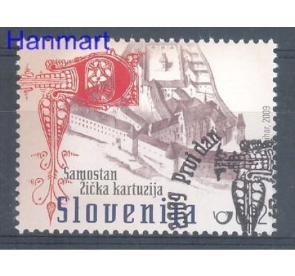 Znaczek Słowenia 2009 Mi 715 Stemplowane
