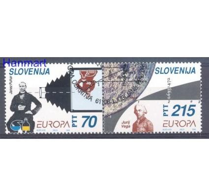 Znaczek Słowenia 1994 Mi 80-81 Stemplowane
