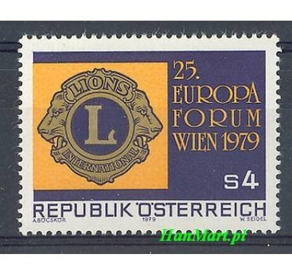 Znaczek Austria 1979 Mi 1624 Czyste **