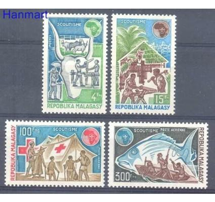 Znaczek Madagaskar 1974 Mi 705-708 Czyste **
