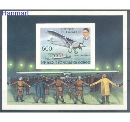 Znaczek Kongo 1977 Czyste **