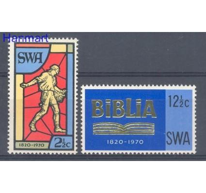 Znaczek Namibia 1970 Mi 358-359 Czyste **
