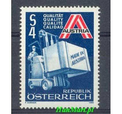 Znaczek Austria 1980 Mi 1633 Czyste **