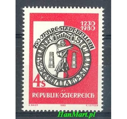 Znaczek Austria 1980 Mi 1637 Czyste **