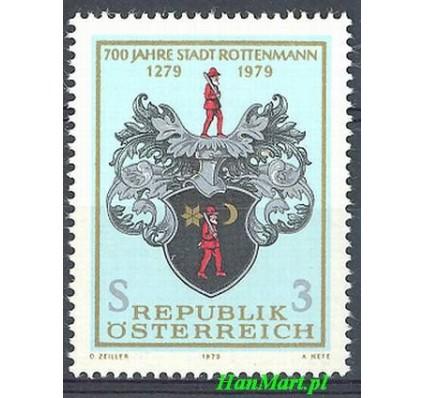 Znaczek Austria 1979 Mi 1613 Czyste **