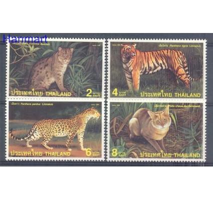 Znaczek Tajlandia 1998 Mi 1848-1851 Czyste **