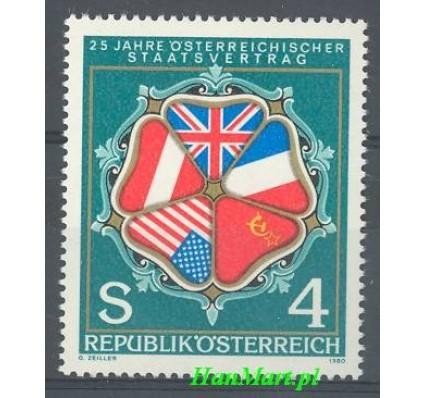 Znaczek Austria 1980 Mi 1641 Czyste **